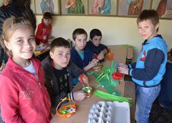 Centrul de Zi pentru Copii – Parohia Sf. Spiridon