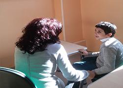 Centrul de zi pentru copii cu autism din municipiul Galați